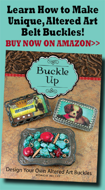 Buckle Up by Ronda Hillis
