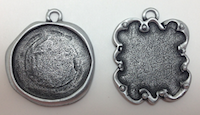 DIY Wax Seal Motif Charms
