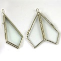 Glass Pane Pendants