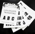 Adhesive Transfers