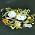 Steampunk Watch Parts