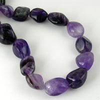 Amethyst & Amazonite Beads