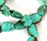 Topaz & Turquoise Beads