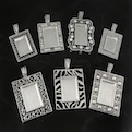 Designer's Bezel & Value Pendants