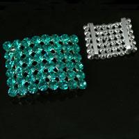 Bracelet Slide Crystal Turquoise ea
