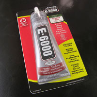 E6000 Premium Cold Solder Adhesive