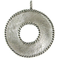 Wreath Shaped Designer Pendant(Bezel), ea