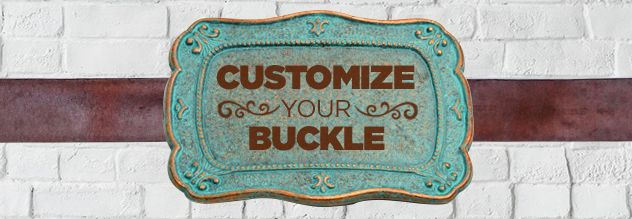 Customize Your Buckle